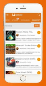 screenshot of Guide Apptoide: Market Tips version 2.1