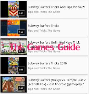 Download Guide Subway Surfers 2.0 APK