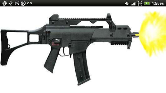 screenshot of Gun Shot - Sounds version 2.6