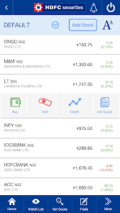 Download HDFC securities MobileTrading  APK