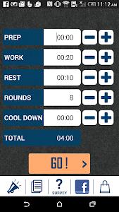 Download HIIT interval training timer 9 APK