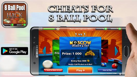 Download Hack For 8 Ball Pool !-Prank-! 1.0 APK