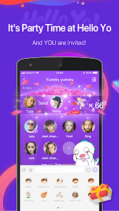Download Hello Yo – Free Voice Chat Rooms 1.6.2 APK