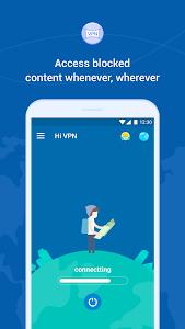 Download Hi VPN - Super Fast VPN Proxy, Secure Hotspot VPN 2.19.1.614 APK