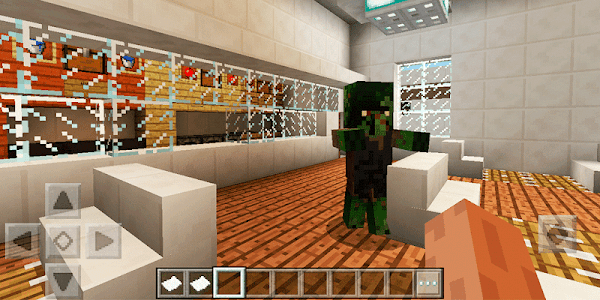 Download High School. Map for Minecraft 1.0.0 APK