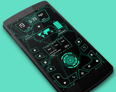 Download High Style Launcher 2018 - Theme, Hi-tech 2.0 APK