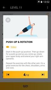 Download Home Workout for Men - Bodybuilding 1.0.9 APK