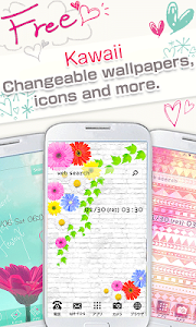 Download Homee launcher - cuter/kawaii 1.2.57 APK