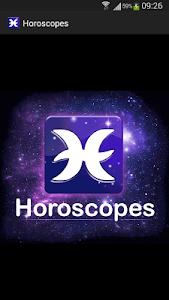 screenshot of Horoscopes for Facebook version 3.2