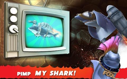 screenshot of Hungry Shark Evolution version 6.4.2