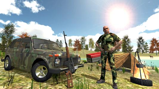 Download Hunting Simulator 4x4 1.20 APK