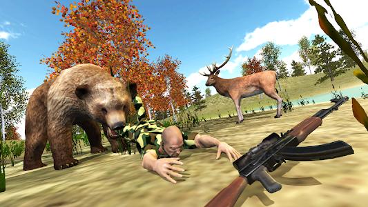 screenshot of Hunting Simulator 4x4 version 1.20