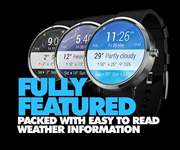 Download ByssWeather for Wear OS  APK