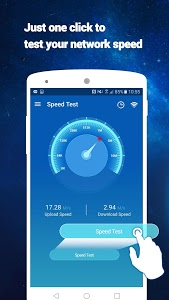 screenshot of Speed Test-Check and improve upload/download speed version 1.1.12