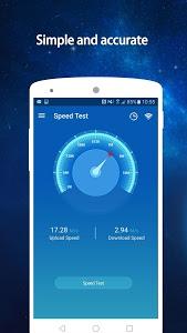 screenshot of Internet Speed Test - WiFi Us version 1.1.6