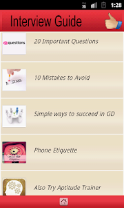Download Interview Guide 1.0.6 APK