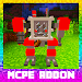 Download «Iron defender» mod for MCPE Craft 1.0 APK
