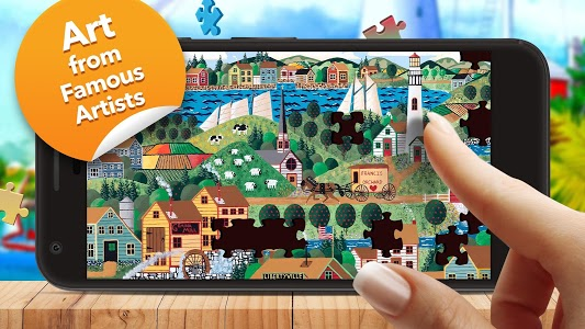 Download Jigsaw Puzzle 3.9.0 APK