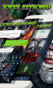 Download Joker Keyboard Theme 1.2 APK
