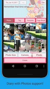 screenshot of Jorte Calendar & Organizer version Varies with device