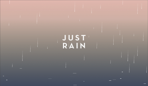 Download Just Rain 3.0 APK