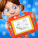 Download Kids Magic Slate Simulator - Learn To Read & Write 2.0 APK