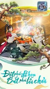 screenshot of Kiếm Vũ 3D (Full) version 1.9