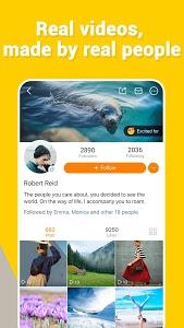 screenshot of Kwai - Video Social Network version 1.2.70.502209