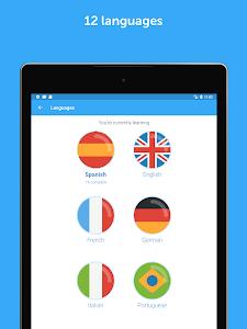 screenshot of busuu: Learn Languages - Spanish, English & More version 13.8.2.135