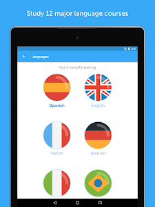 screenshot of busuu - Easy Language Learning version 11.9.604