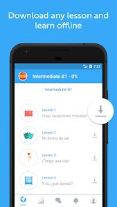 screenshot of busuu - Easy Language Learning version 11.6.1.549