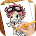 Download Learn To Draw Fairy Tail Manga 3.01 APK