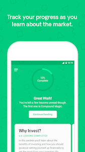 Download Learn: how to invest in stocks 2.1.1 APK