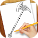 Download Learn to Draw Cold Weapon 1.02 APK