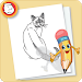 Download Lets Draw Cats and Dogs 2.01 APK