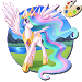 Download Little Pony Coloring Book Kids 1.2 APK