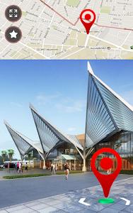Download Live Map & Street View – Satellite Navigator 1.0 APK