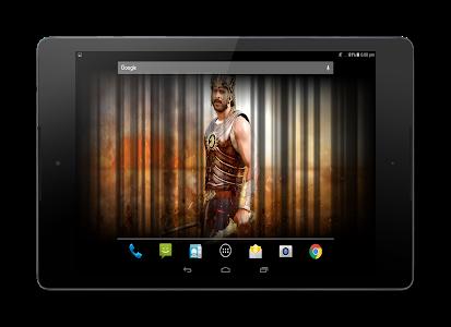 screenshot of Live Wallpaper - Bahubali version 7.0