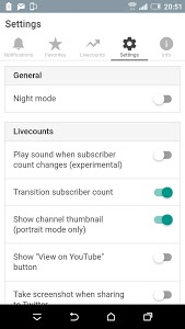 Download Livecounts - Live Sub Count 1.1.2 APK