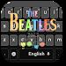 Download Love Beatles Keyboard Theme 10001002 APK