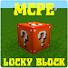 Download Lucky Block Mod McPE 1.19 APK