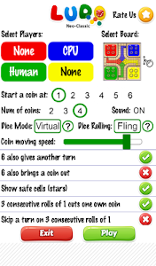 screenshot of Ludo Neo-Classic version 1.17