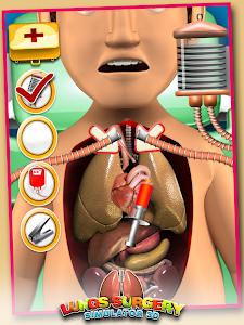 Download Lungs Surgery Simulator 3D 1.16 APK