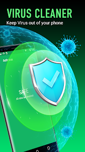 screenshot of Phone Cleaner, Antivirus - MAX Cleaner version 1.1.6