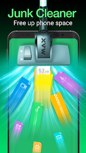 screenshot of MAX Cleaner - Antivirus, Booster, Phone Cleaner version 1.2.6