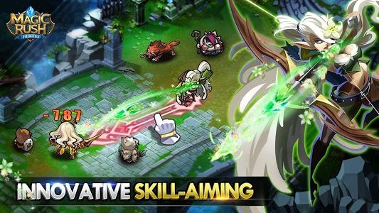 screenshot of Magic Rush: Heroes version 1.1.39