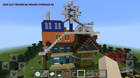 Download Maps Hello Neighbor for MCPE ★ 1.2.2 APK