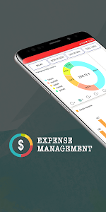 screenshot of Expense management - Income expense tracking version 7.6.6