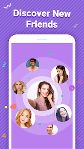 screenshot of Meet – Talk to Strangers Using Random Video Chat version 1.3.5