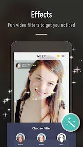screenshot of Vmeet - Random Video Chat version 1.1.1